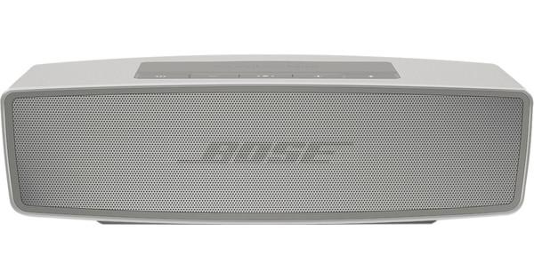 Bose SoundLink Mini II Zilver