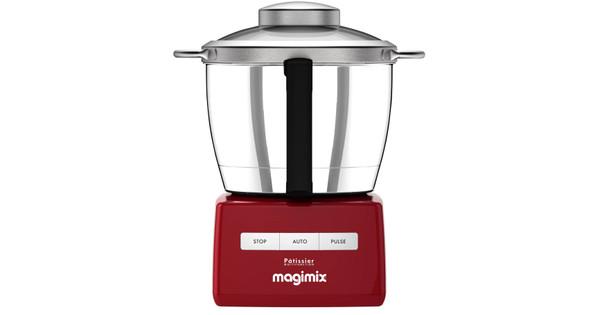 Magimix Multifunctionele Pâtissier Rood