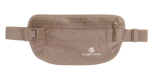 Eagle Creek Undercover Money Belt Khaki