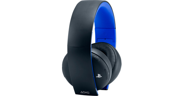 Sony PlayStation Wireless Headset Versie 2.0 Zwart
