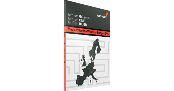 Tomtom Maps Of Europe | casami