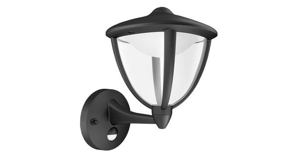 Philips mygarden robin wandlamp met bewegingssensor coolblue