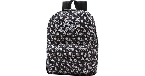 d51d3b910ee53b Vans Realm Backpack Graphite - Coolblue - Voor 23.59u