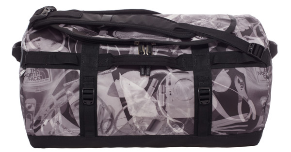 075fd66afdb The North Face Base Camp Duffel TNF Black X-Ray Print - S - Coolblue ...