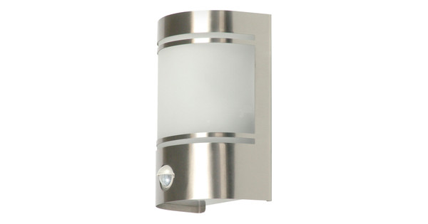 Solar Wandlamp Tuin : Ranex alicante solar wandlamp met bewegingssensor coolblue