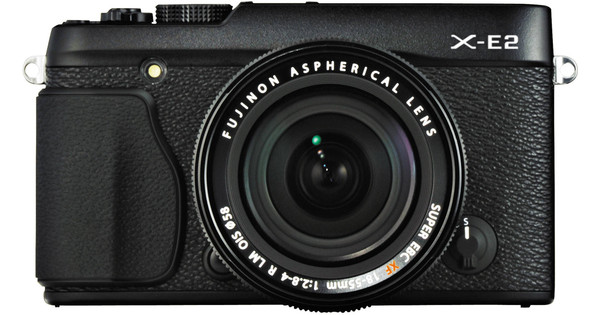 Fujifilm X-E2 + 18-55mm Black