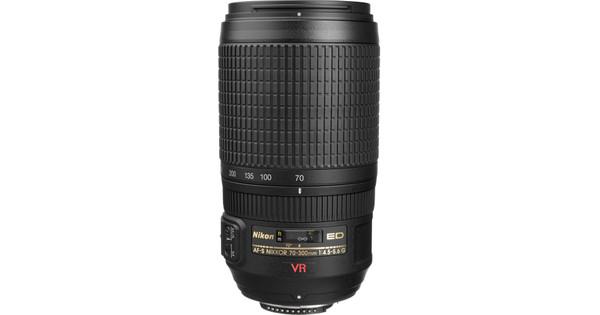 Nikon AF-S 70-300mm f/4.5-5.6G ED IF VR