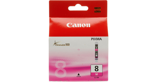 Canon CLI-8M Magenta Cartridge Triple Pack