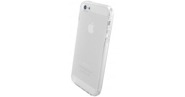 Mobiparts Essential TPU Case Apple iPhone 5/5S/SE Transparant
