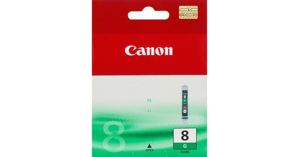 Canon CLI-8G Green (Groen) 0627B001