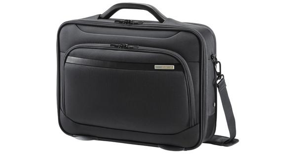 bac9c8826f3 Samsonite Vectura Office Case Plus 16'' Zwart - Coolblue - Voor ...
