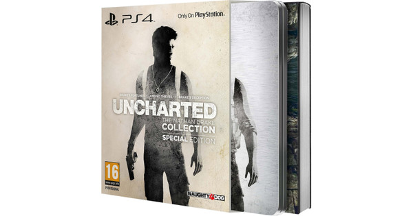 Uncharted: The Nathan Drake Collection Special Edition PS4