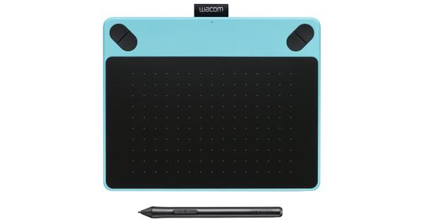 Wacom Intuos Draw Blue Pen Small