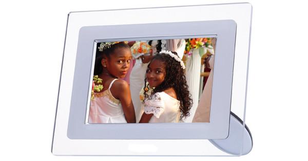 Digitale Fotolijst Mediamarkt.Philips 7ff1m4 Digitale Fotolijst Coolblue Voor 23 59u