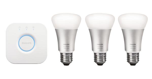 Hue Lampen Coolblue : Philips hue starter pack coolblue alles voor een glimlach