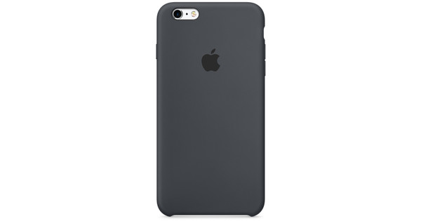 Apple iPhone 6/6s Silicone Case Charcoal Gray