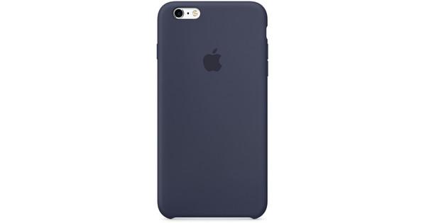 Apple iPhone 6/6s Silicone Case Blauw