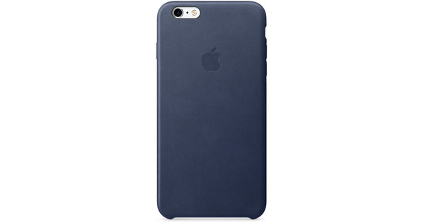 Apple iPhone 6s Plus Leather Case Cosmos Blue