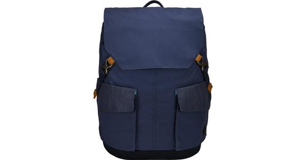 Case Logic Lodo Laptop Rugzak 15,6'' Donkerblauw