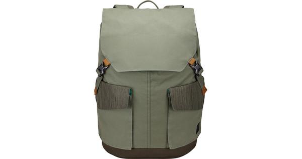 Case Logic Lodo Laptop Backpack 15,6 '' Green