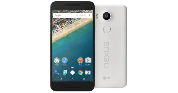 LG NEXUS 5X 16 GB Wit