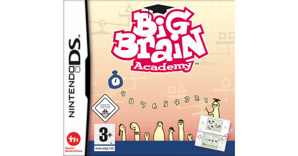 Big Brain Academy Nintendo DS