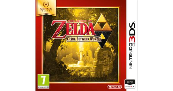 The Legend of Zelda: A Link Between Worlds Select 3DS