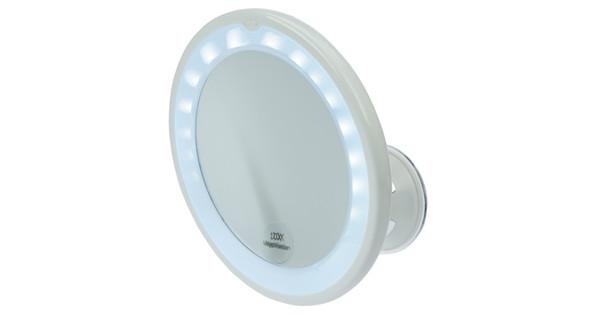 Fantasia spiegel met LED verlichting - Coolblue - alles voor een ...