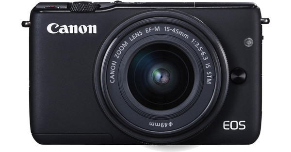 Canon EOS M10 Black + 15-45mm