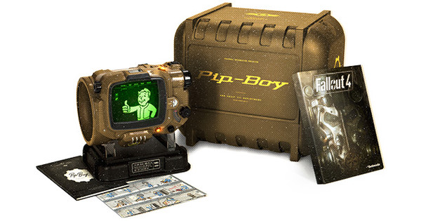 Fallout 4 Pip-Boy Collector's Edition PC