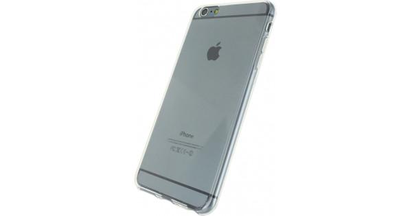 Mobilize Gelly Case Apple iPhone 6 Plus/6s Plus Transparant