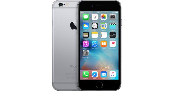 Apple iPhone 6s 16 GB Space Gray