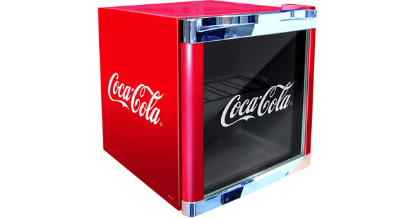 Fonkelnieuw Coca Cola Coolcube - Coolblue - Voor 23.59u, morgen in huis MU-36