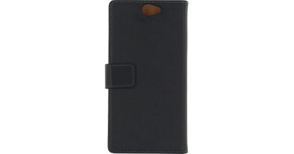 Mobilize Classic Wallet Book Case HTC 10 Zwart