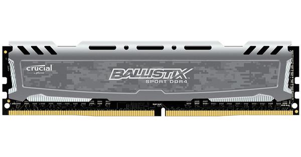 Crucial Ballistix Sport LT 8GB DIMM DDR4-2400