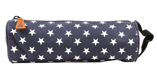 Mi-Pac Pencil Case All Stars Navy