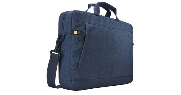 d7b0c0c740b Case Logic Huxton 15'' Attache Blauw - Coolblue - Voor 23.59u ...