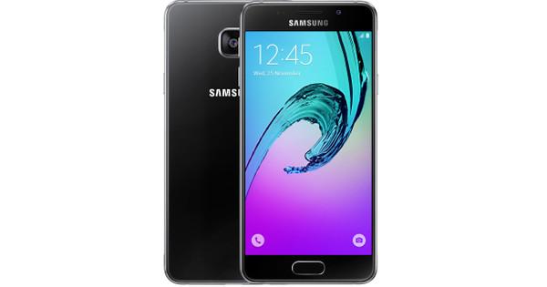 Samsung Galaxy A3 2016 Zwart