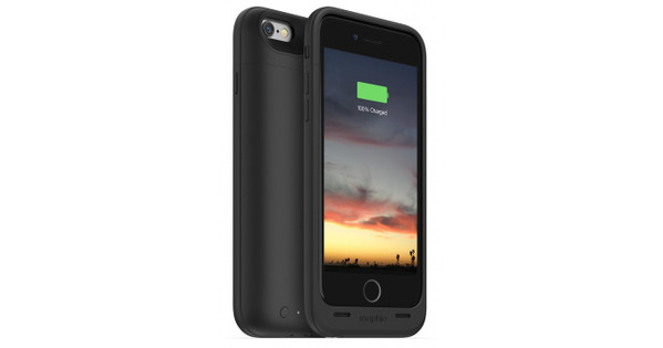 new styles 59317 8f92f Mophie Juice Pack Reserve Apple iPhone 6/6s Black