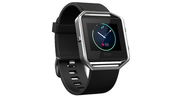 Fitbit Blaze Classic Black - S