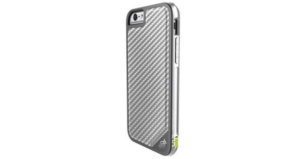 new styles 51a66 049e4 X-Doria Defense Lux Cover Apple iPhone 6 Plus/6s Plus Silver