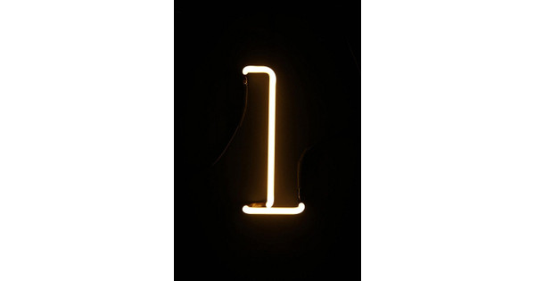 Neon Letters Huis : Seletti neon letter l coolblue voor 23.59u morgen in huis