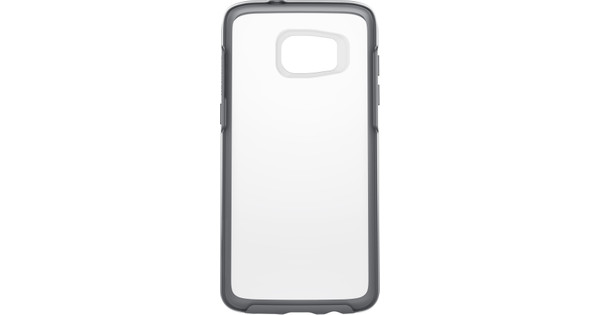 Otterbox Symmetry Clear Samsung Galaxy S7 Edge Grijs