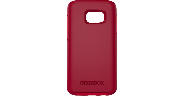 Otterbox Symmetry Samsung Galaxy S7 Edge Rood