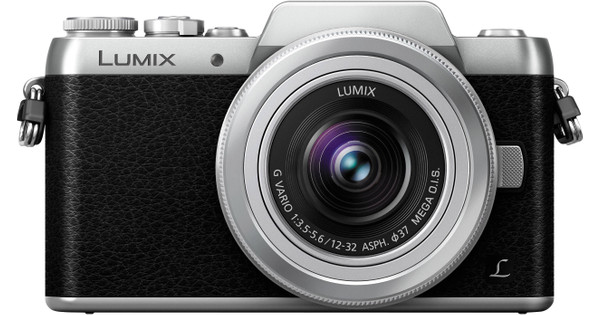 Panasonic Lumix DMC-GF7 Black + 12-32mm