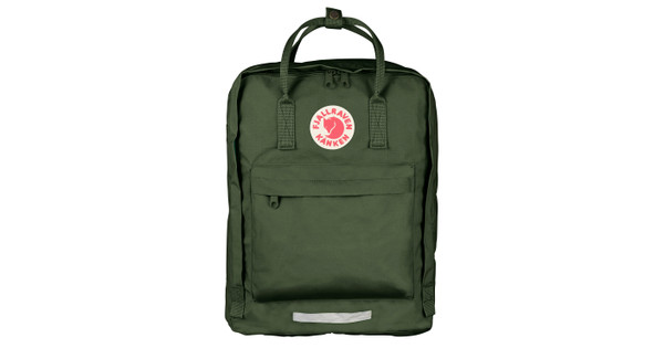 452f6211dc6 Fjällräven Kånken Big Forest Green - Coolblue - Voor 23.59u, morgen ...