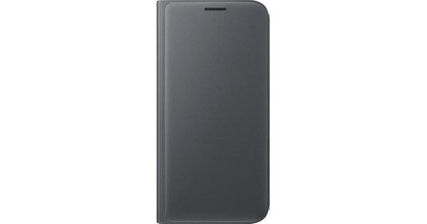 Samsung Galaxy S7 Flip Wallet Zwart