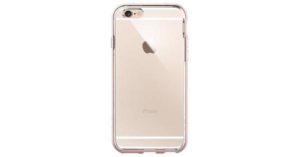 purchase cheap 4ba26 83d8c Spigen Neo Hybrid EX Case Apple iPhone 6/6s Rose Gold