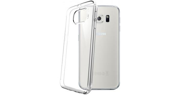 Spigen Liquid Cristal Samsung Galaxy S6 Transparant