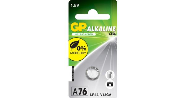 GP Alkaline Cell LR44 + geheugen